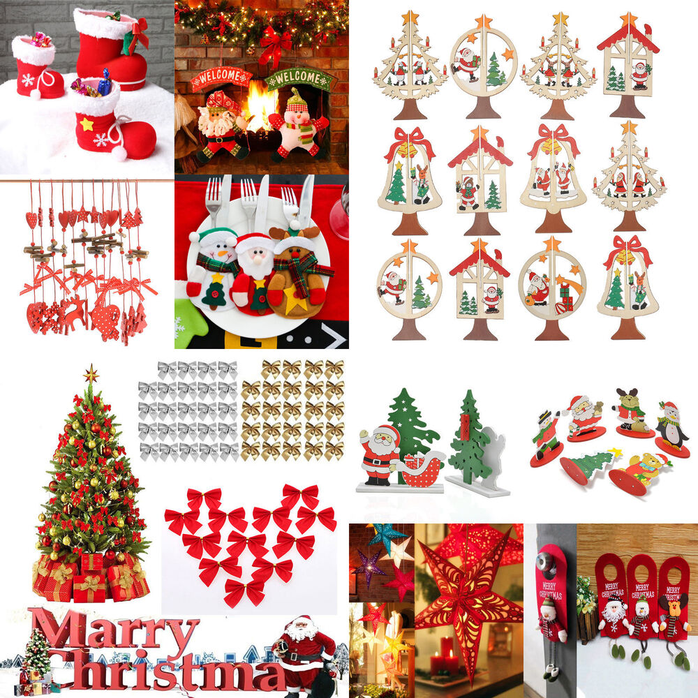 Hot selling christmas tree hanging ornaments craft party for Seasonal decorations home