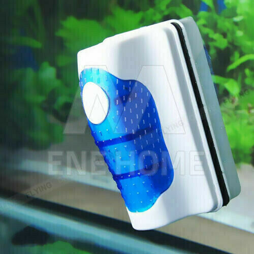 Magnetic clean brush aquarium fish tank glass algae for How to remove algae from fish tank glass