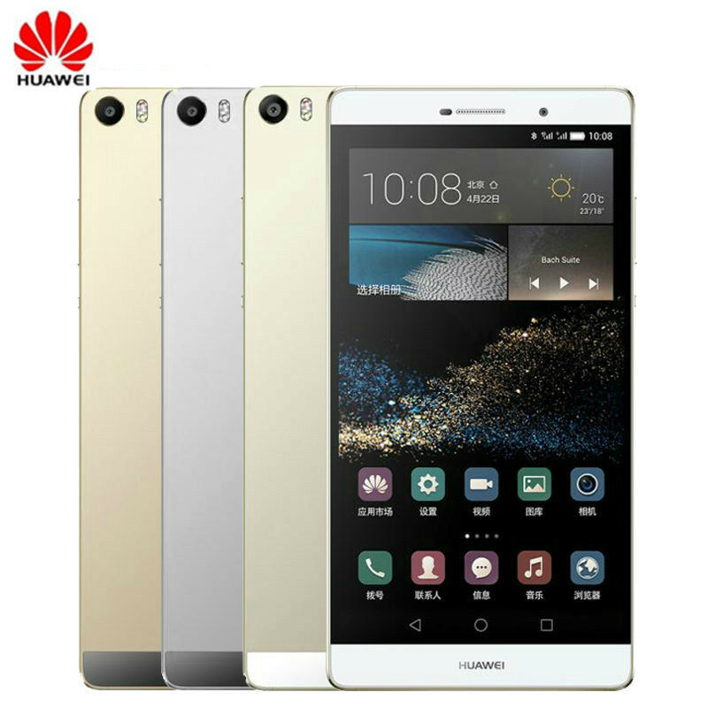 huawei p8 max 4g lte cell phone kirin 935 6 8 ips 1920x1080 3gb 32g android 5 0 ebay. Black Bedroom Furniture Sets. Home Design Ideas