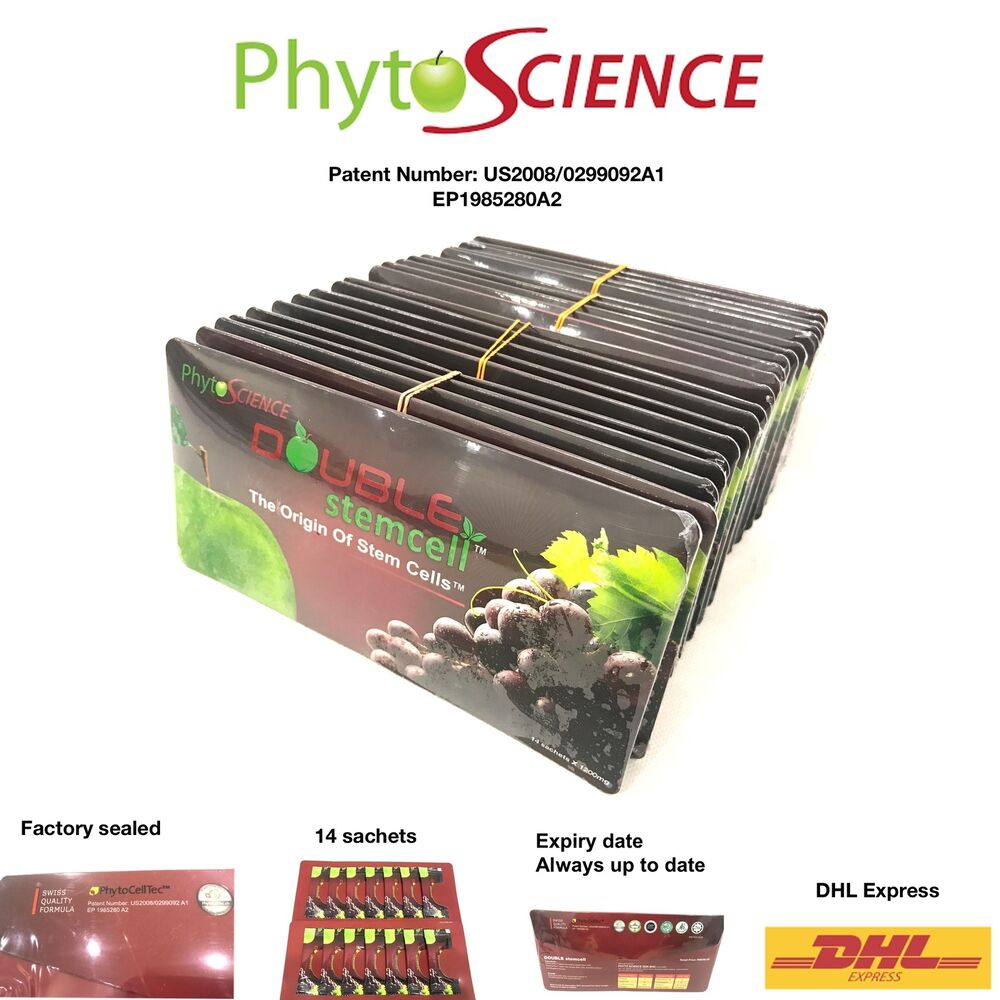 Buy 20 Free 2 Pack Phytoscience Double Stemcell Stem Cell