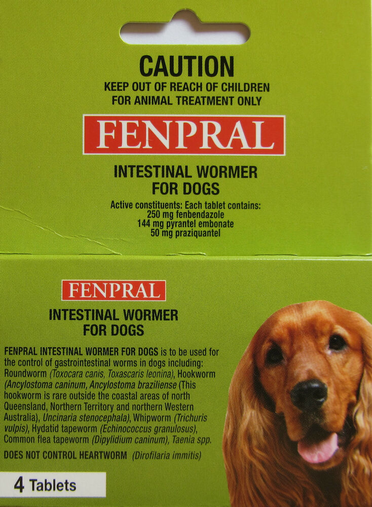 Free Worming Tablets For Dogs