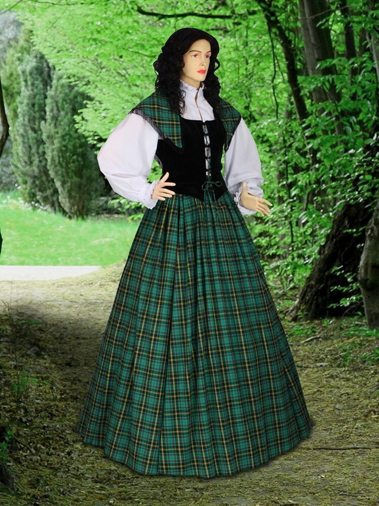 Traditional British Clothing Traditional Scottish D...