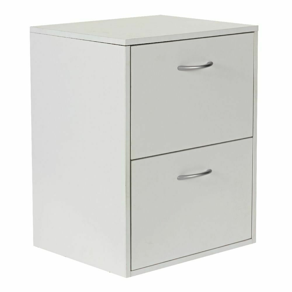 2 drawer filing cabinet ebay