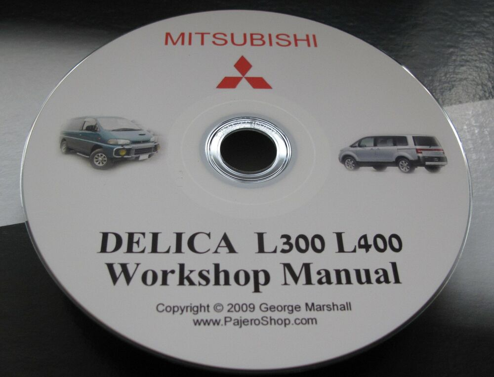 s l1000 mitsubishi cd car service & repair manuals ebay mitsubishi delica l400 wiring diagrams download at edmiracle.co