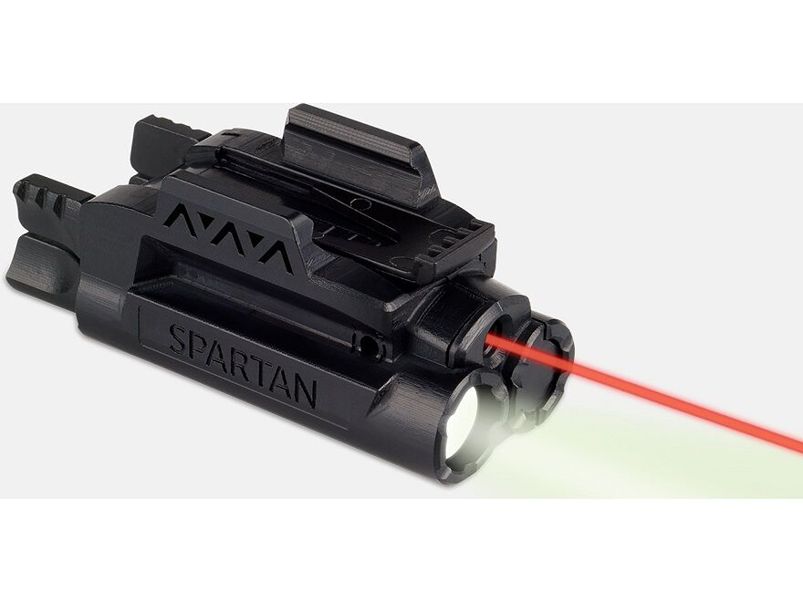 New Lasermax Spartan Laser Light Combo Picatinny Style