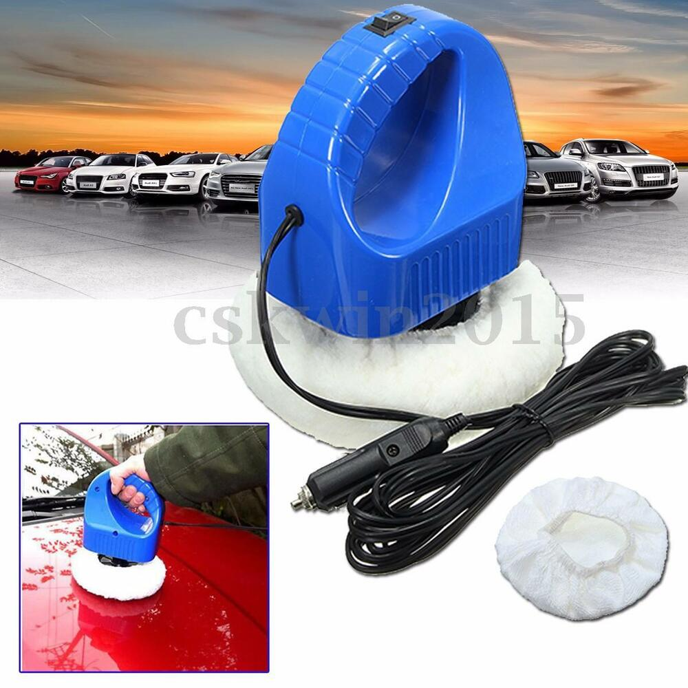 professional car buffing machine