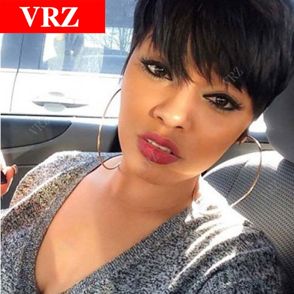 Pixie Cut Wigs African American