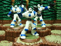Omnicron Snipers - Heroscape Malliddon's Prophecy