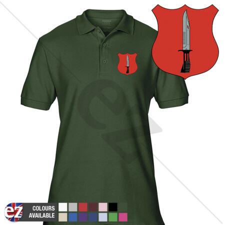 img-INFANTRY (Inf) - Army Polo Shirt - Optional Veteran Badge