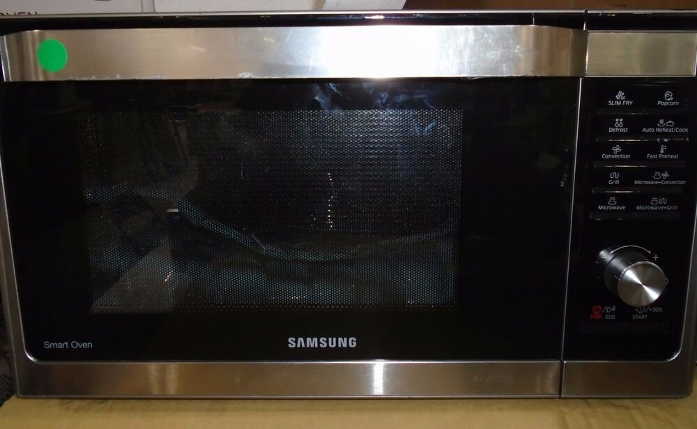 Samsung MC11H6033CT Countertop Convection Microwave 1.1 cubic ft ...