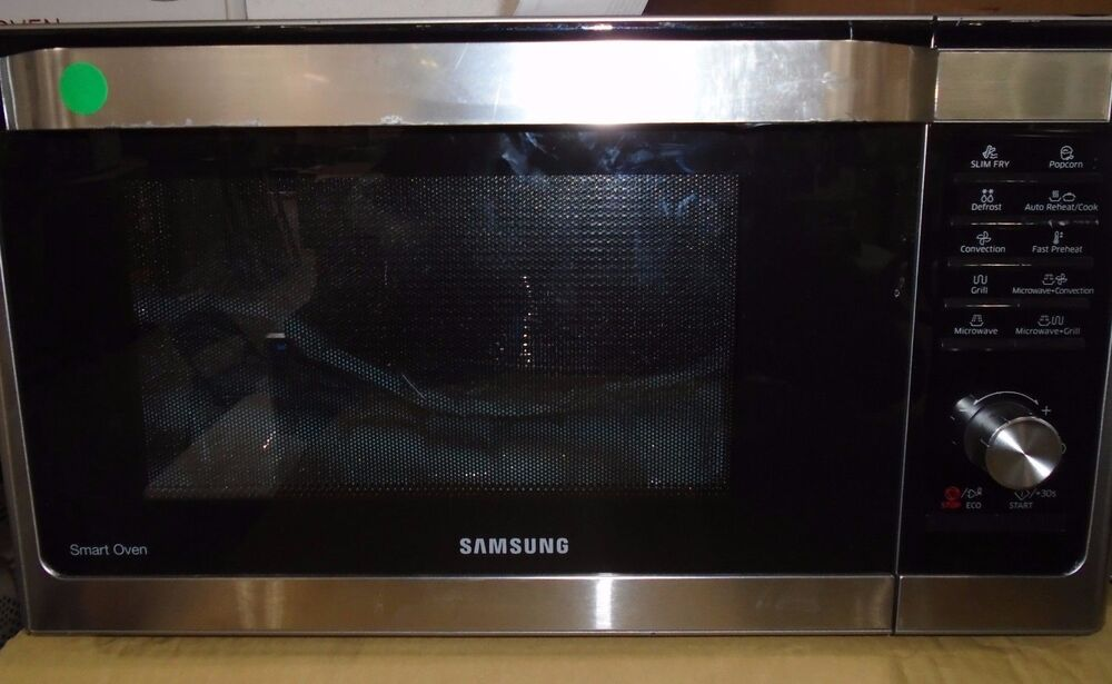 Samsung Countertop Convection Microwave Oven : Samsung MC11H6033CT Countertop Convection Microwave 1.1 cubic ft ...