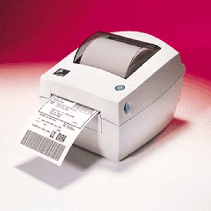 LP2844-Z Zebra Label Printer 284Z-20300-0001