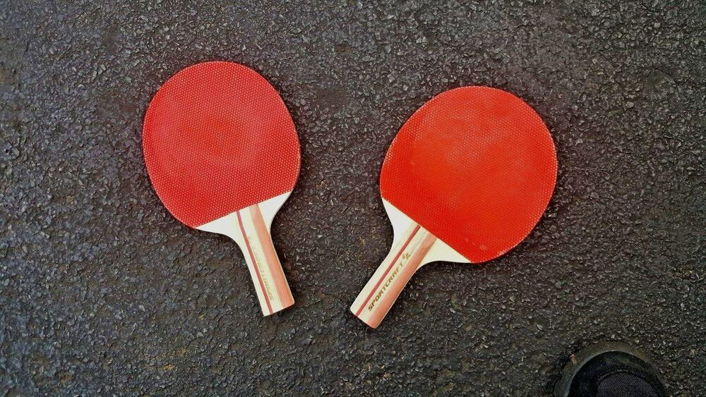 222256475466 on sportcraft table tennis paddles