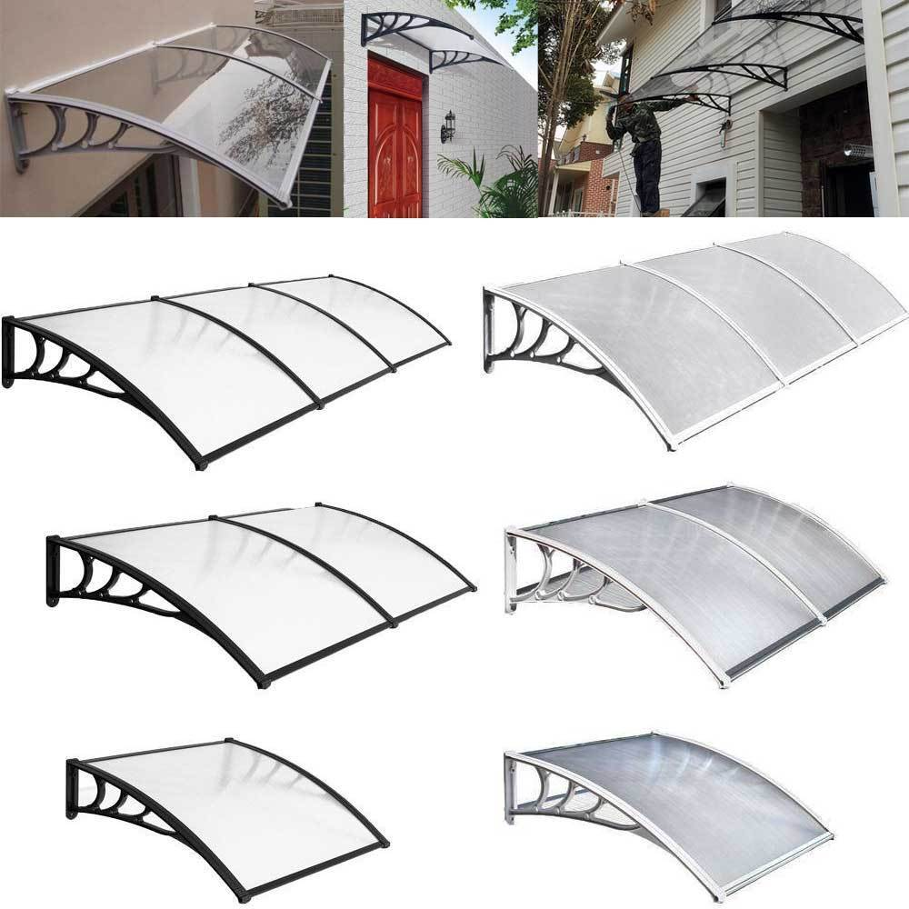 Door Window Canopy Awning Porch Sun Shade Roof Shelter