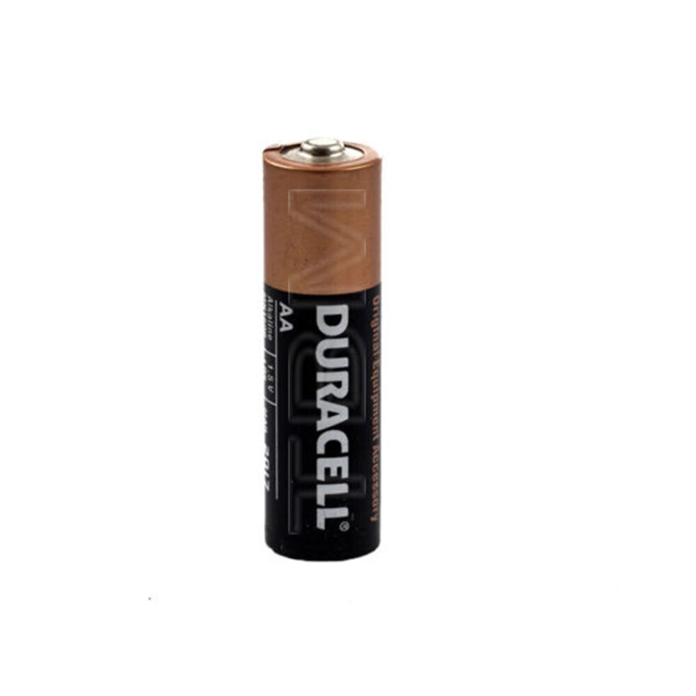 1 duracell aa alkaline battery for toys remote battery ebay. Black Bedroom Furniture Sets. Home Design Ideas