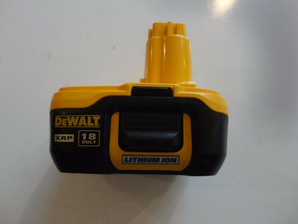 Dewalt Dc9182 18v 18 Volt Lithium Ion Battery Pack 2016
