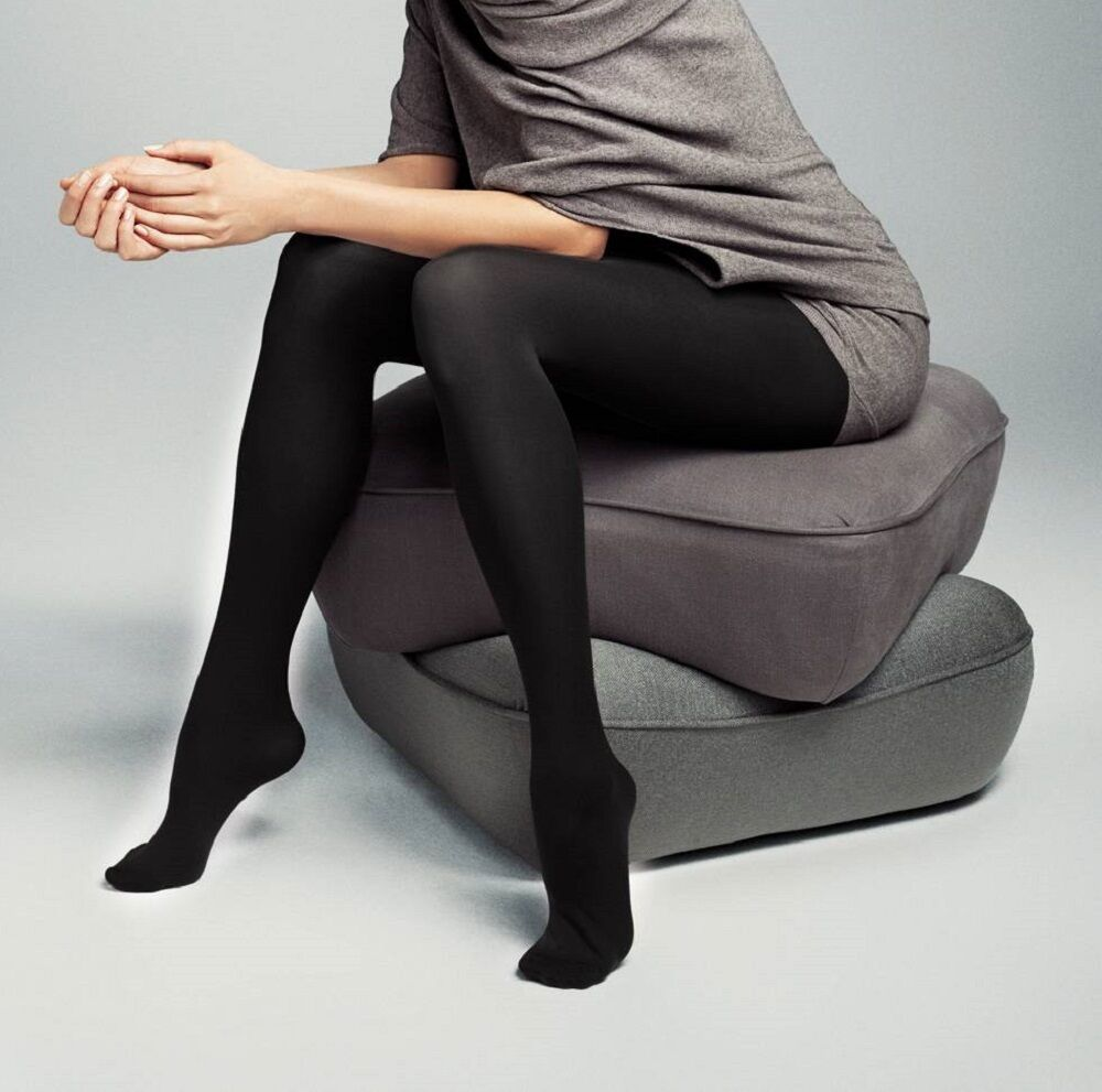 "Warm Winter Opaque Thermal Tights ""Termico"""