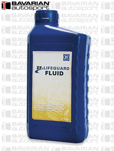 Zf Lifeguard 5 Auto Transmission Fluid For Bmw Benz Jag