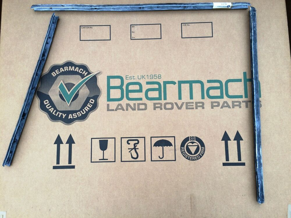 Oem Land Rover Series 2 2a Amp 3 Lhs Rhs Door Top Seals