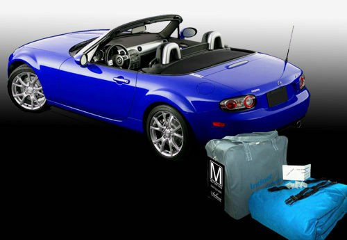 mazda mx 5 mx5 miata ganzgarage car cover auto garage ebay. Black Bedroom Furniture Sets. Home Design Ideas