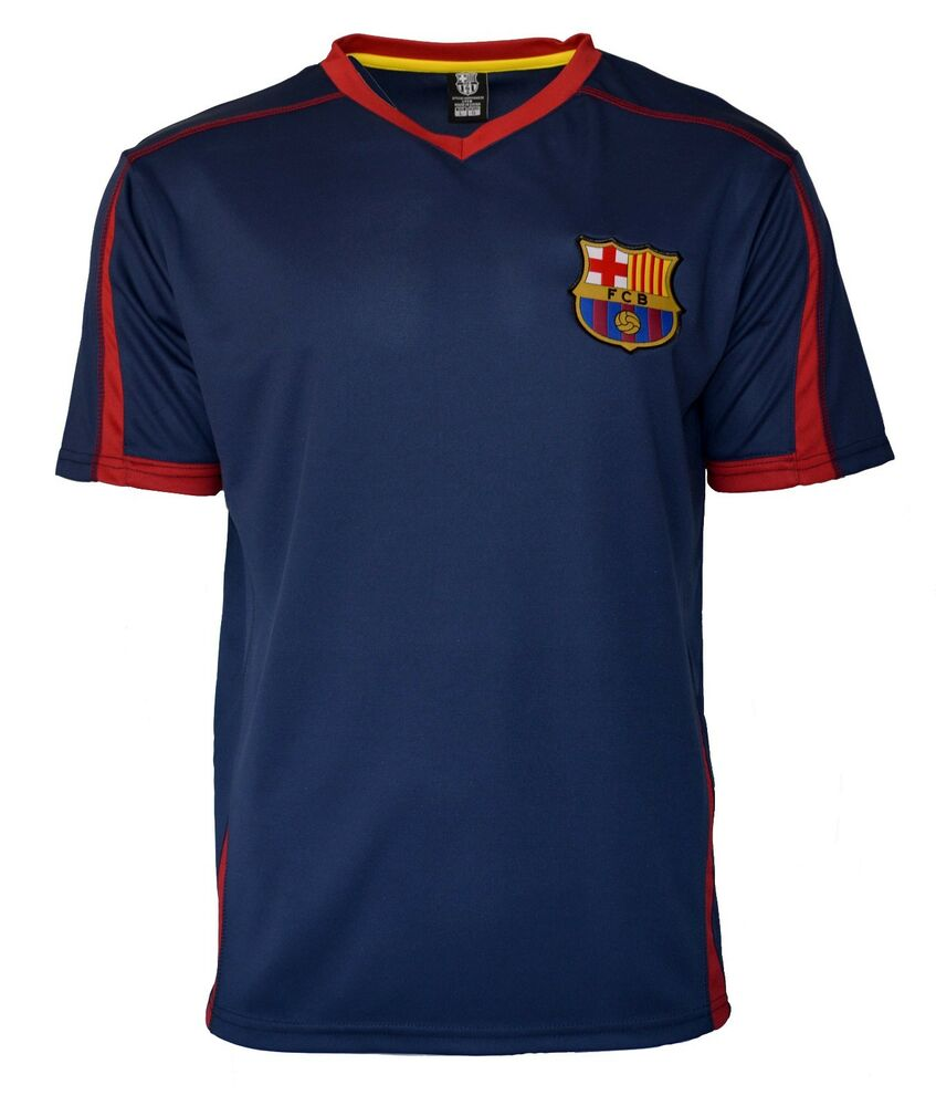 a0ba9f997 FC Barcelona Soccer Jersey   Add Any Name and Number Lionel messi 10 ...
