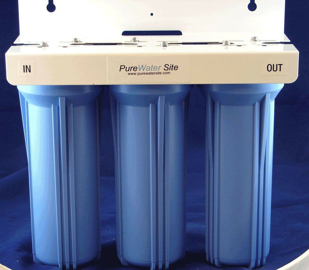 Whole House Water Filter System Ebay