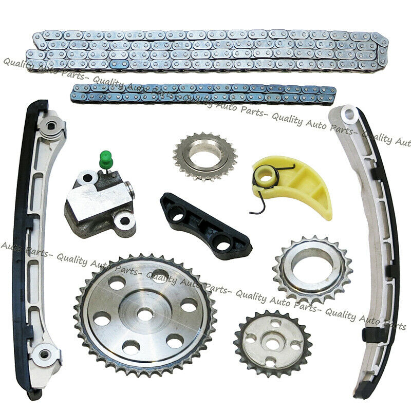 Ford 2 3 Turbo Kit: Quality Timing Chain Kit For Mazda Speed 3 6 CX-7 2.3L