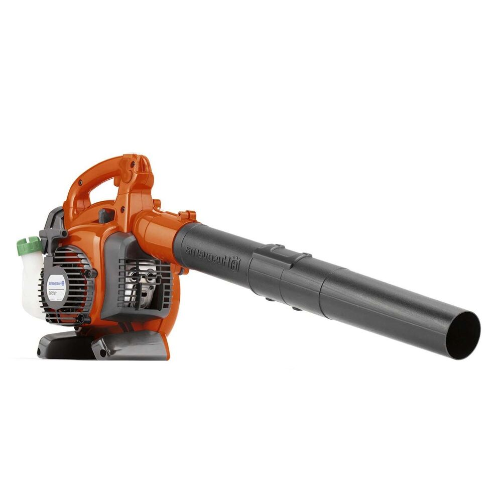 Stihl Power Blowers : Husqvarna leaf blower gas powered handheld yard work