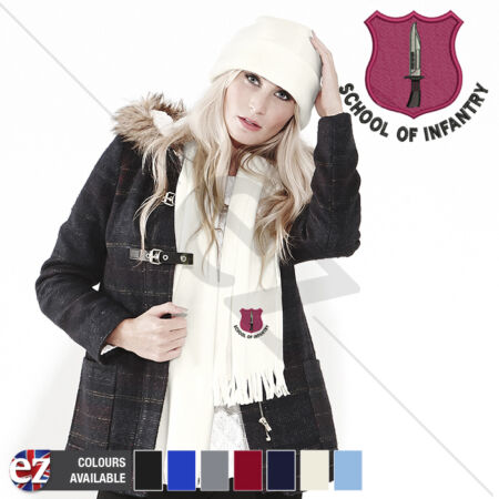 img-ITC Catterick - Scarf - With Embroidered Badge