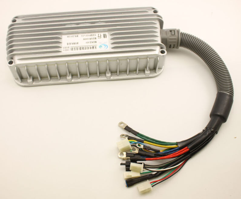 72v 3kw electric bicycle brushless motor speed controller for 3kw brushless dc motor