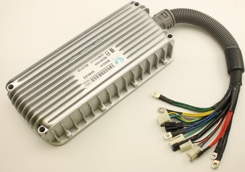 60v 3000w electric bicycle brushless motor speed for Brushless dc motor controller