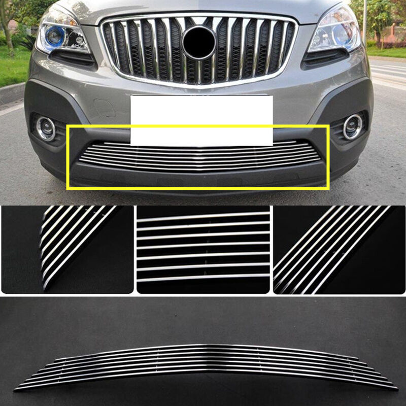 For Buick Encore 2012-2016 Front Bumper Grill Lower Grille