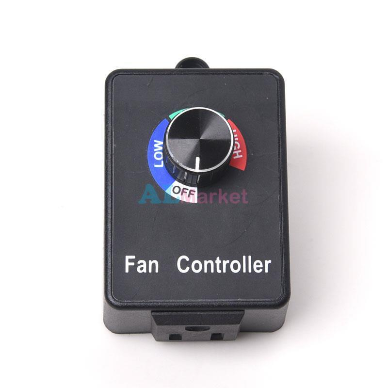 Universal router air duct fan variable speed controller for How to make an ac motor variable speed