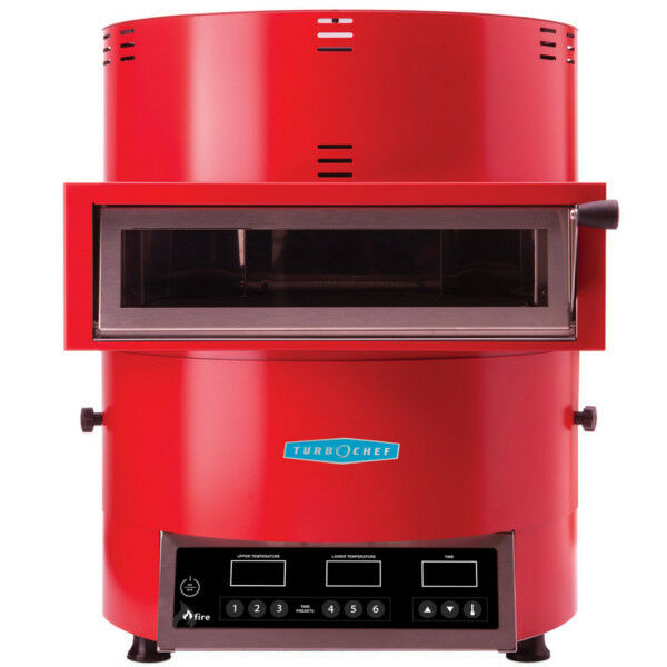 Turbochef Fire Countertop Convection Pizza Oven Ebay