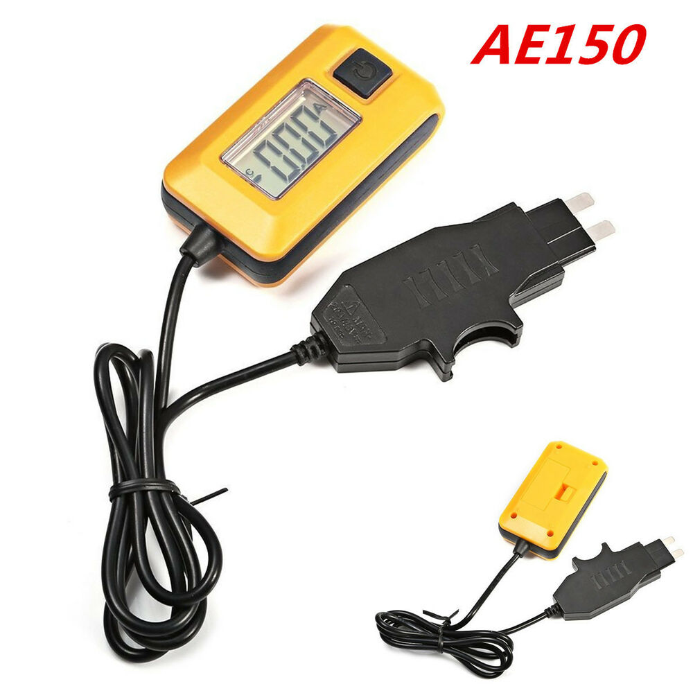 12v 23a Digital Car Van Current Tester Circuit Fuse