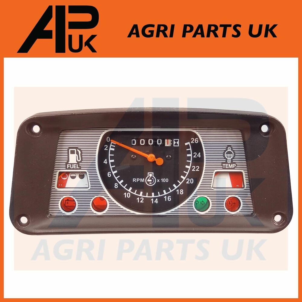 3000 Ford Tractor Instrument Cluster : Ford  tractor instrument