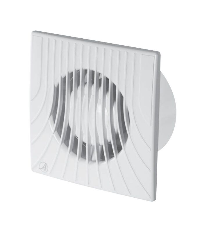 Extractor Fan With Backdraft Shutter 100mm 4 Quot 120mm 4 7