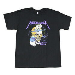 Kyпить Metallica Damaged Justice Men's T-Shirt Black на еВаy.соm