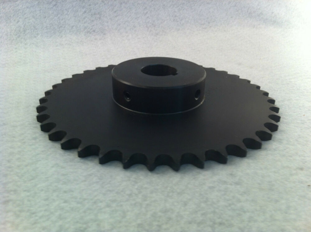 50 Chain 40 Tooth 1 1 4 Quot Bore Sprocket Part 50b40 1 1 4