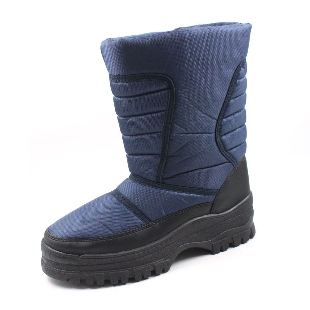 s navy snow boots skadoo warm winter boots sizes 7 13