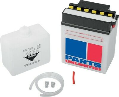 Parts Unlimited 2113-0198 12V Heavy Duty Battery Kit YB30CL-B