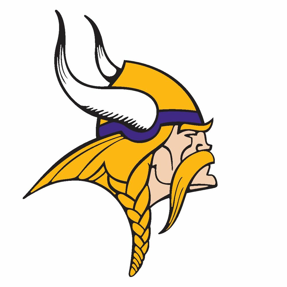 Minnesota Vikings Vinyl Decal Sticker 5 Sizes Ebay