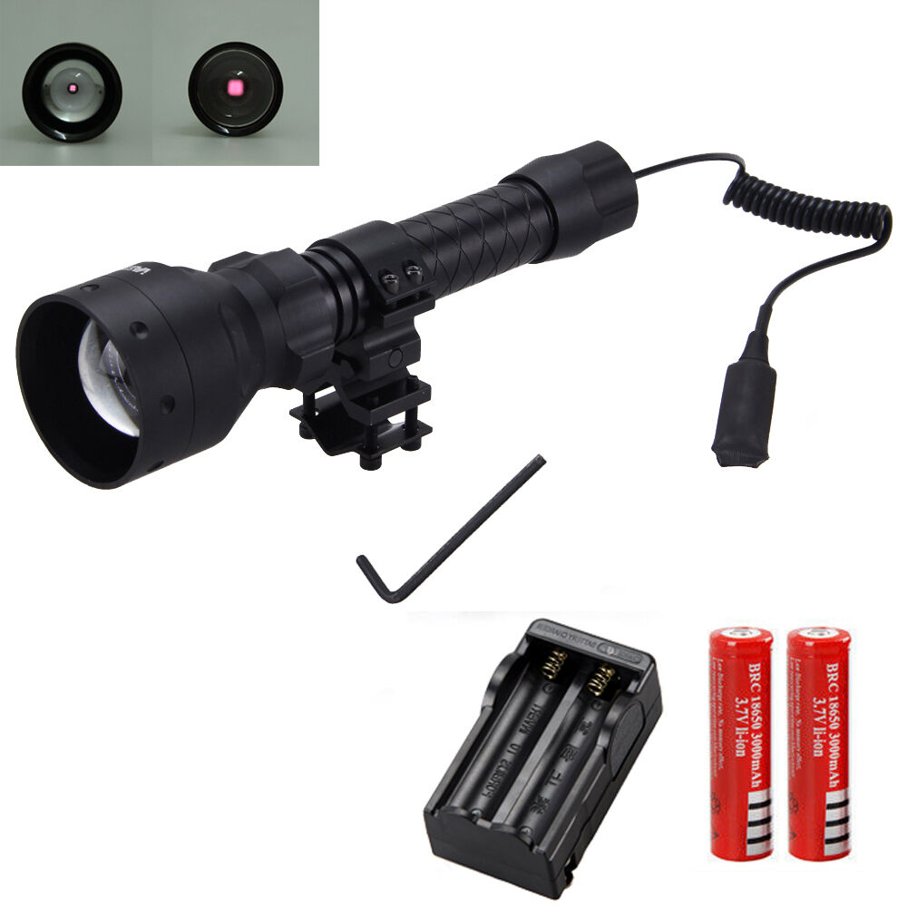 OSRAM Infrared IR 850nm Night Vision Red LED Zoom ...