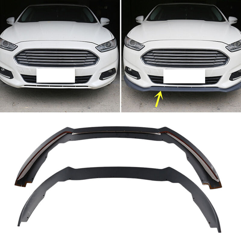 ABS No paint Fornt Bumper Modified parts for Ford Mondeo ...