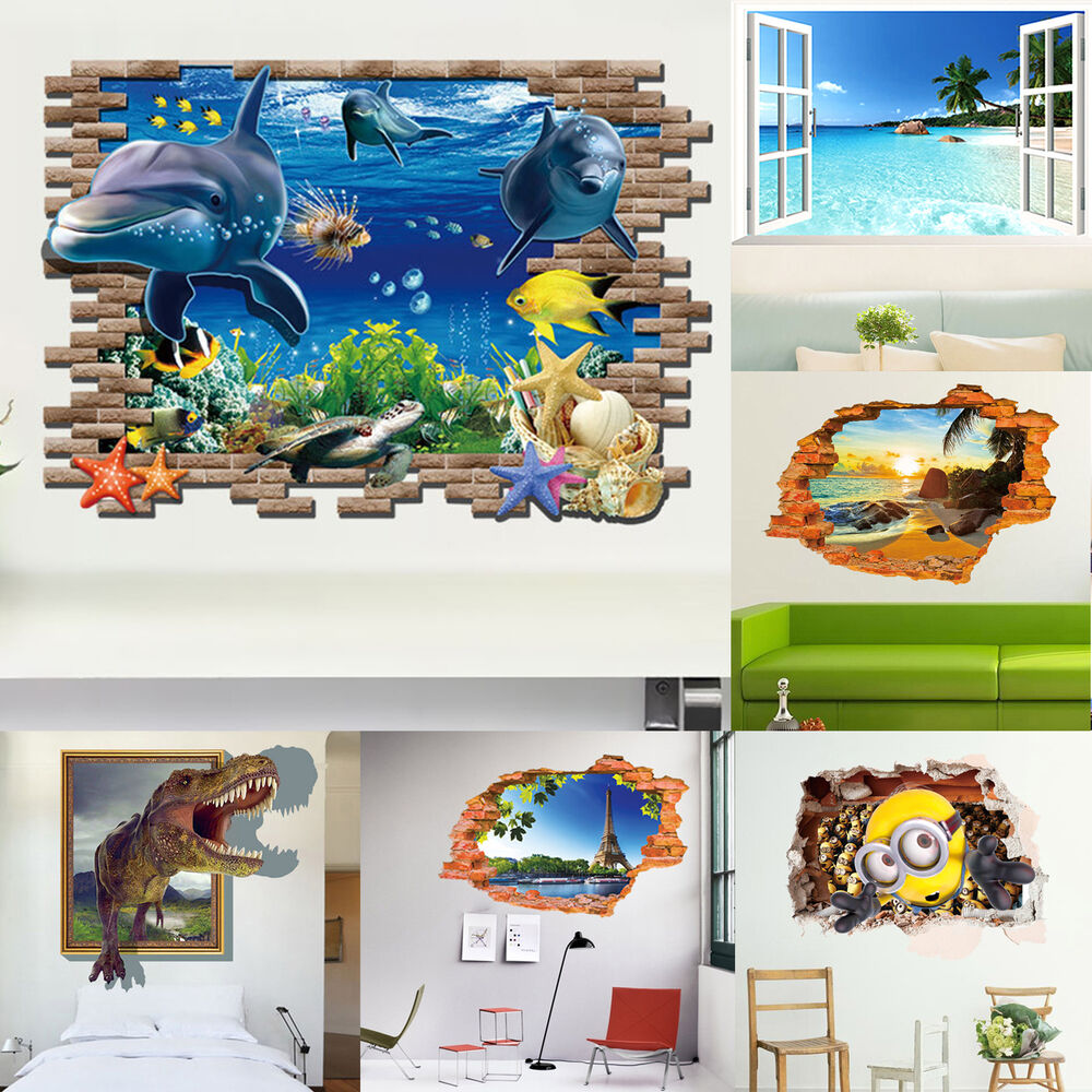 dinosaurier tapete wandsticker aufkleber kinderzimmer. Black Bedroom Furniture Sets. Home Design Ideas