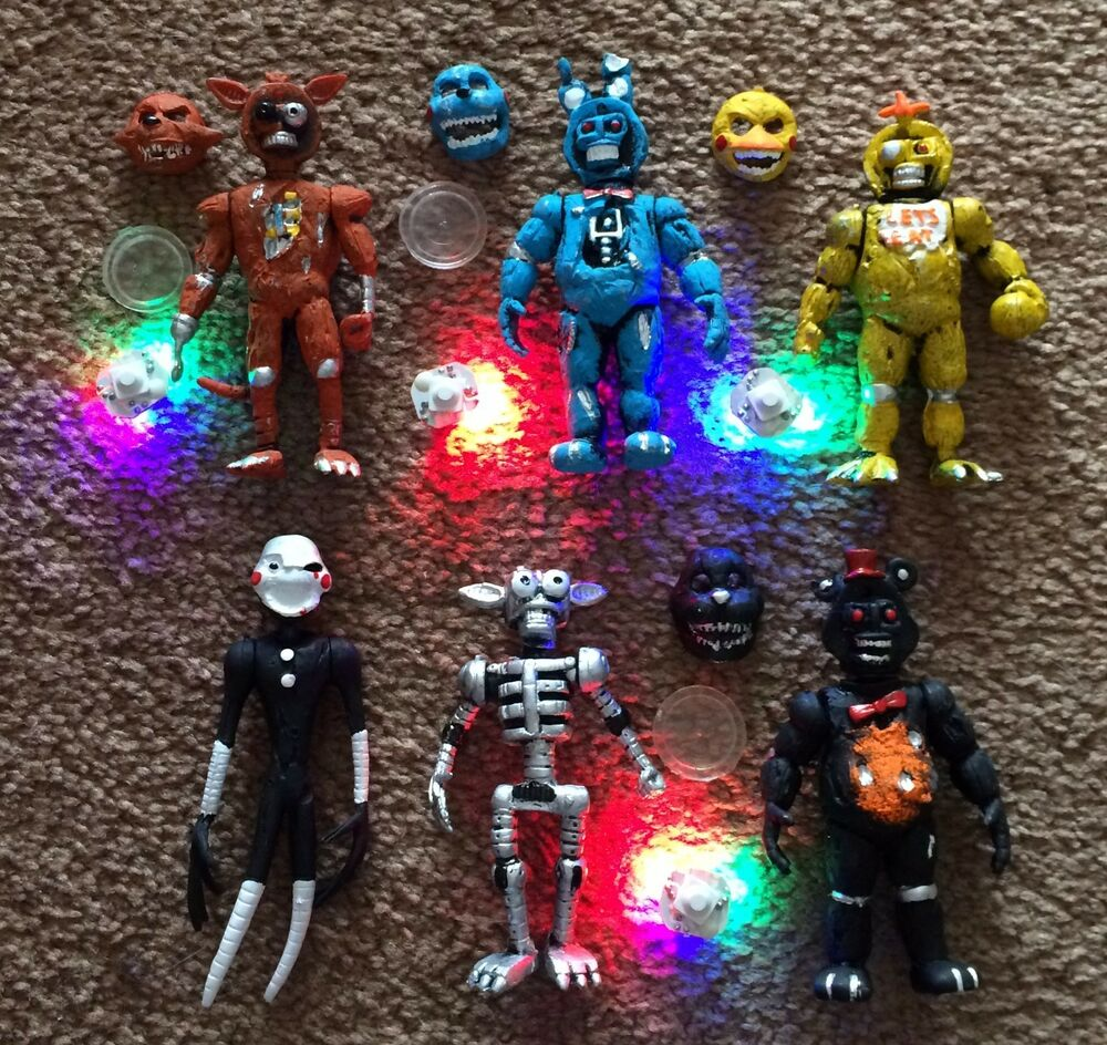 Five Nights At Freddys Action