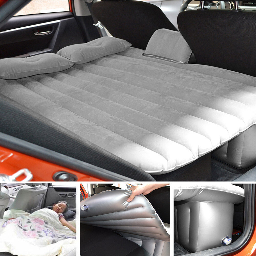 Auto Car Inflatable Bed Outdoor Back Seat Self Drive