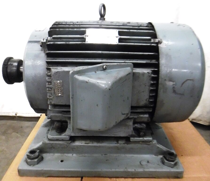 Flolo Electric Reliance Motor P32g701b02 G4 Hy 40 20 Hp