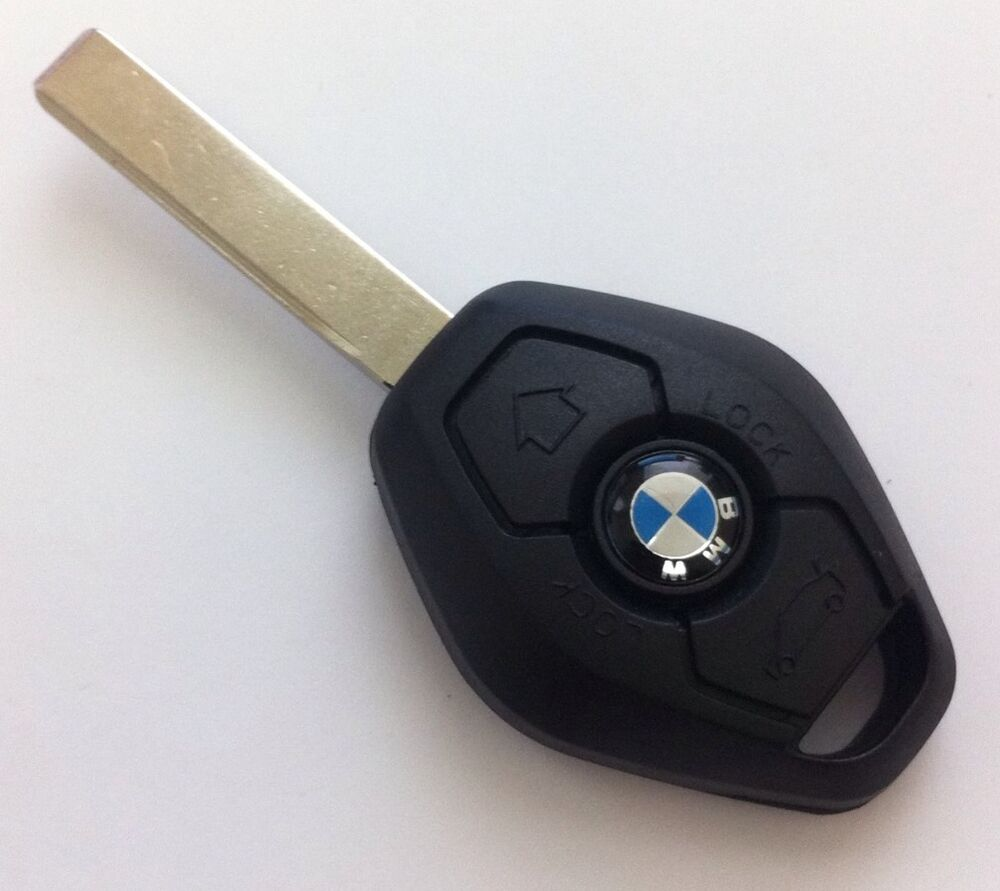 Bmw Remote Key Complete Replacment E46 3ser E39 5 Ser