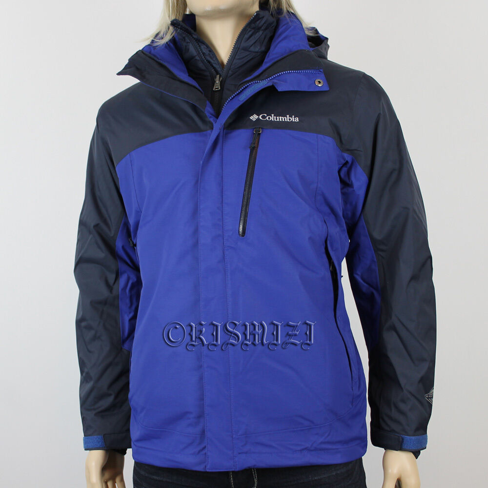 "New Mens Columbia ""Lhotse Mountain II"" Interchange Winter ..."